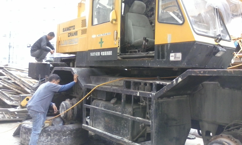 Heavy Equipment Maintenance : Heavy equipment repair philtech commercial sales inc